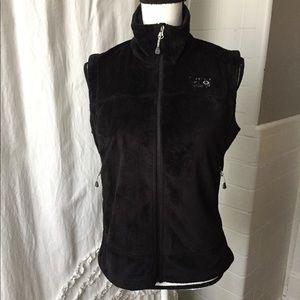 Mountain Hardwear Women's Black Pyxis Fleece Vest